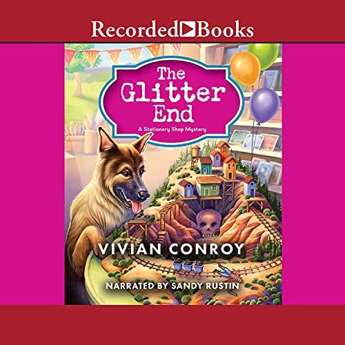 The Glitter End cover art