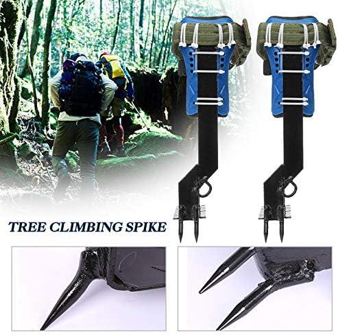 CABINA HOME Juego de herramientas para escalada de árboles, cinturón de seguridad ajustable