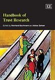 Handbook Of Trust Research (Elgar Original Reference