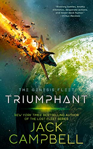 Triumphant: 3 (The Genesis Fleet)