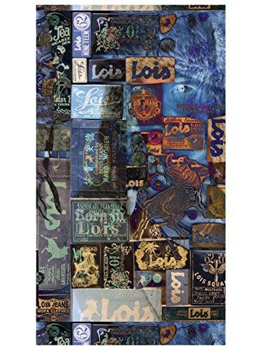 Lois Toalla de Playa, Moderno, 90x170 Cm