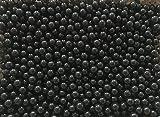 10 litros de bolas de agua, bolas decorativas de más de 4.000 unidades (100 gramos) – Plantas flores decoración mesa decoración & Humidificador de aire (negro)
