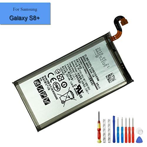 Batería de Repuesto EB-BG955ABE Compatible con Samsung Galaxy S8+ S8 Plus SM-G9550 SM-G955D SM-G955F SM-G955J SM-G955N SM-G955U con Herramientas.