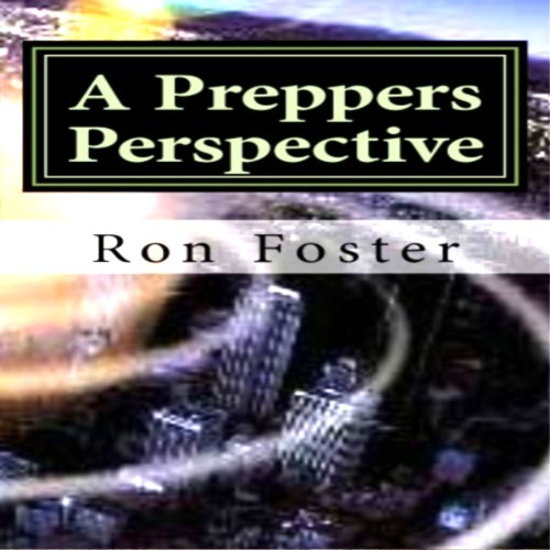 A Preppers Perspective audiobook cover art