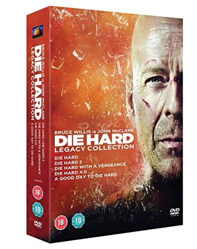 Die Hard 1-5 - Legacy Collection (5 Dvd) [Edizione: Regno Unito] [Edizione: Regno Unito]
