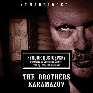 The Brothers Karamazov cover art
