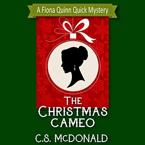 The Christmas Cameo audiobook cover art
