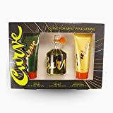 Liz Claiborne Curve 3 Pc. Gift Set (Cologne Spray + After Shave Balm + Shower Gel) for Men, 4.2 Fl Ounce