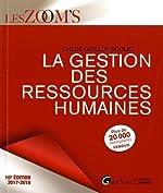 La gestion des ressources humaines de Chloé Guillot-Soulez