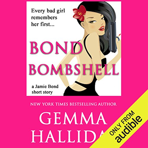 Bond Bombshell audiobook cover art
