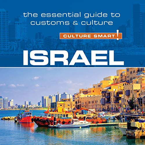 Israel - Culture Smart! cover art