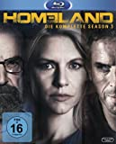 Homeland - Season 3 [Blu-ray]