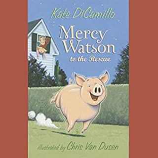 Mercy Watson to the Rescue cover art