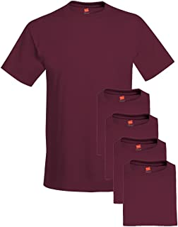 Hanes 5 Pack ComfortSoft T-Shirt - 5280