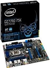 Intel Desktop Motherboard LGA1155 DDR3 1600 ATX - BOXDZ77RE-75K