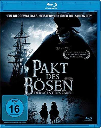 Pakt des Bösen - Der Agent des Zaren [Blu-ray]