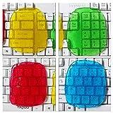 MQFORU Lot de 4 nettoyants de clavier en gel de gel de nettoyage pour guitare, clavier, ordinateur,...