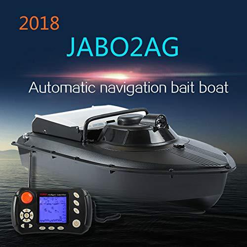 chuck & blair JABO 2AG-10A automatische Navigation Futterboot Köderboot Köderboot Boot, GPS-Speicher
