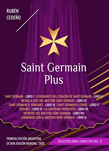 Saint Germain Plus Colección Metafísica Obras Completas Spanish Edition Ebook Cedeño Rubén Fernando Candiotto Amazon Co Uk Kindle Store