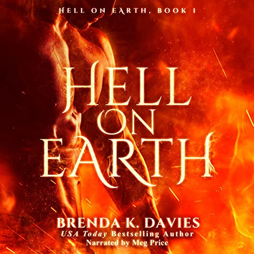 Hell on Earth Audiobook By Brenda K. Davies cover art