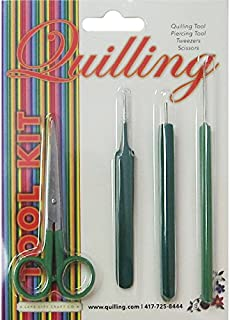 Quilling Tool Set 4 Piece 1 pcs sku# 1856935MA
