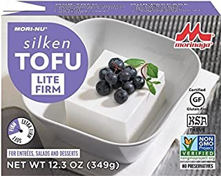 Mori-Nu Silken Lite Firm Tofu, 12 Pack by Mori-Nu