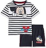 Mickey Mouse Fun Mickey Completo Sportivo, Blu (Blue 1004), 6 Anni Bambina