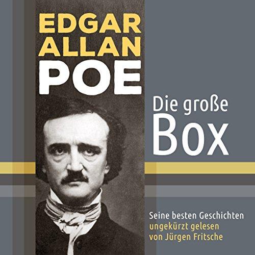 Edgar Allan Poe - Die große Box Titelbild