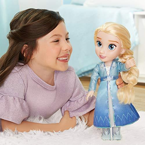 Giochi Preziosi Disney Frozen 2 Elsa Scettro Musicale