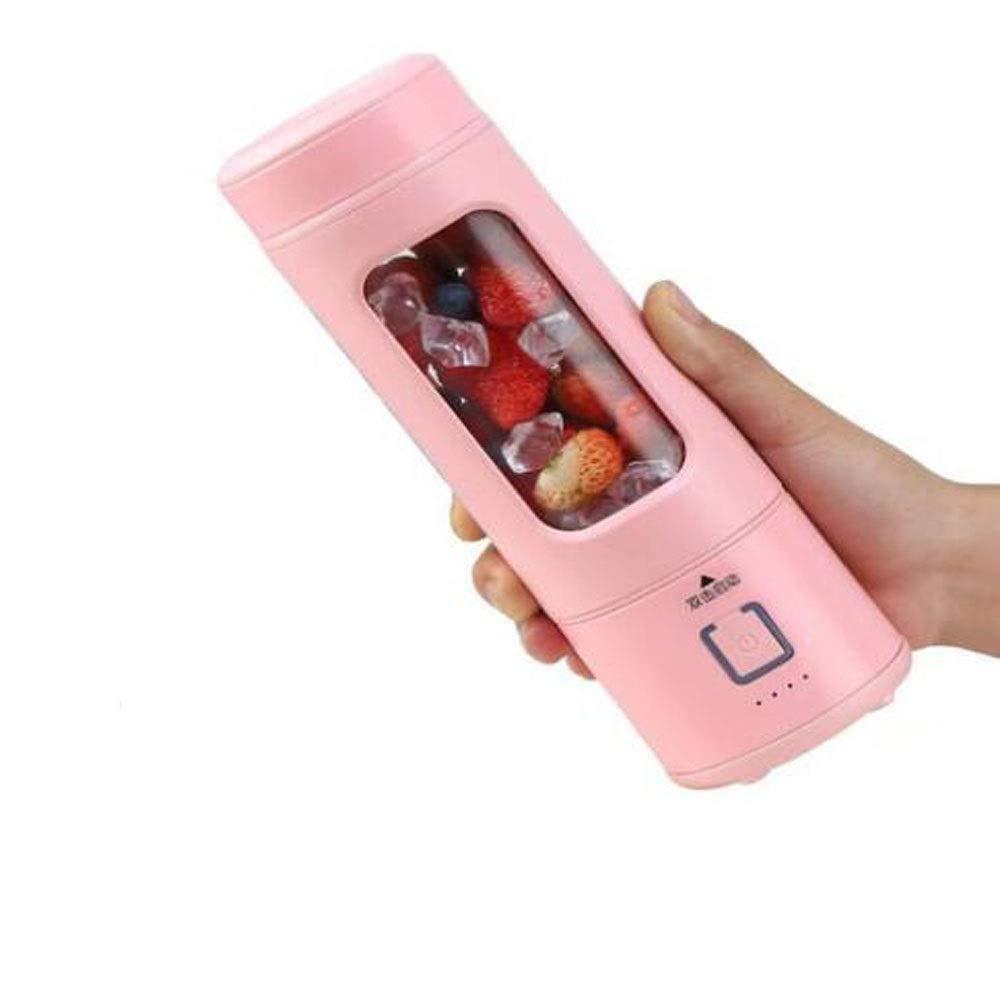 Jinnuotong01 Juice Cup, batidora de tamaño personal, batidora de ...