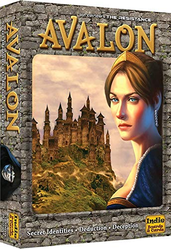 Avalon for Party and Family Board Game (inglés)