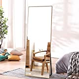 ONXO Full Length Mirror Large Floor Mirror Standing or...