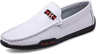 Mens Dress Shoes Driver Moccasins Loafers Slip-On Casual Boat Shoe Slipper