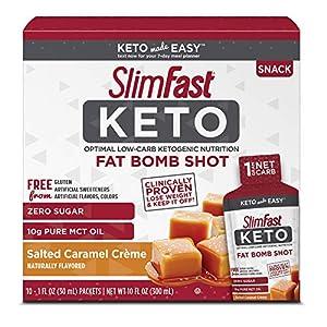 SlimFast Keto Fat Bomb Snacks 9