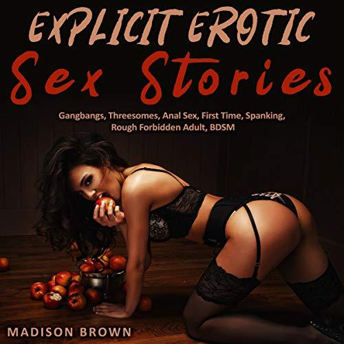 Explicit Erotic Sex Stories Titelbild