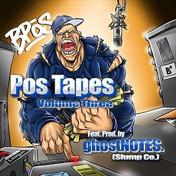 Pos Tapes, Vol. 3