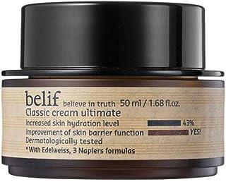 ビリープクラシッククリームアルティミティー 50ml 保湿クリーム韓国コスメ、belif Classic Cream Ultimate 50ml Korean Cosmetics [並行輸入品]