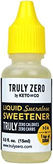 Truly Zero Liquid Sweetener (Sucralose)