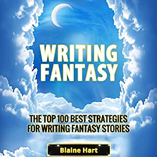 Writing Fantasy cover art