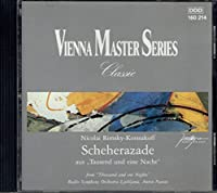 Anton Nanut / NICOLAI RIMSKY-KORSSAKOFF: Scheherazade[輸入盤]