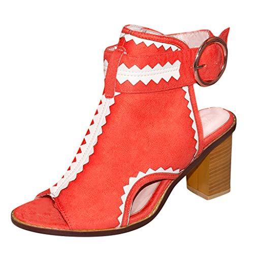 LILICAT Bottine Femmes Talon Chelsea Boots Femme Ankle...