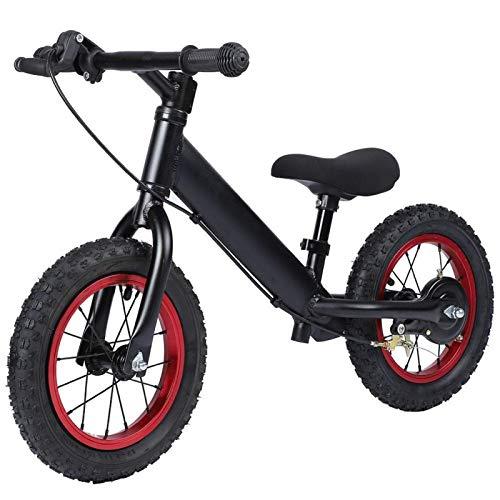Gaeirt Bicicleta de Entrenamiento de Bicicleta de Equilibrio de Asiento de Lujo de aleación de Aluminio para niños para el hogar para niños