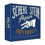 Kylskapspoesi 43017 - Kartenspiele, Das Schere, Stein, Papier-Superduell