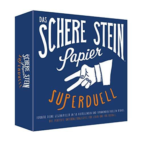 Unbekannt kylskapsp oesi kyl43017 – Jeux de Cartes, Le Ciseaux, Pierre de Papier Super Duell