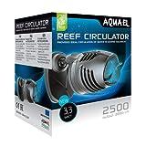 Aquael Reef Circulators ator 2500Bomba de circulación para mar Agua Acuarios Nano Bomba