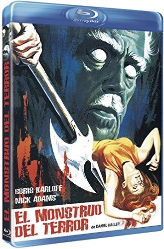 El Monstruo del Terror [Blu-ray]