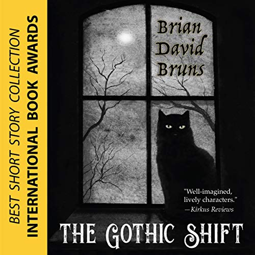 The Gothic Shift  By  cover art