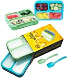 Sturdy: Lunch Box with Spoon Review