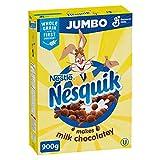 Nesquik Chocolately Cereal Jumbo, 900g/32 oz., {Imported from Canada}