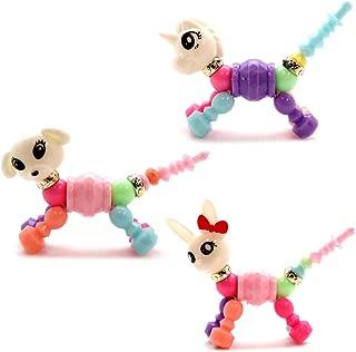 Animal Twist Magical Pet Bracelet for Kids 1pc (Random)